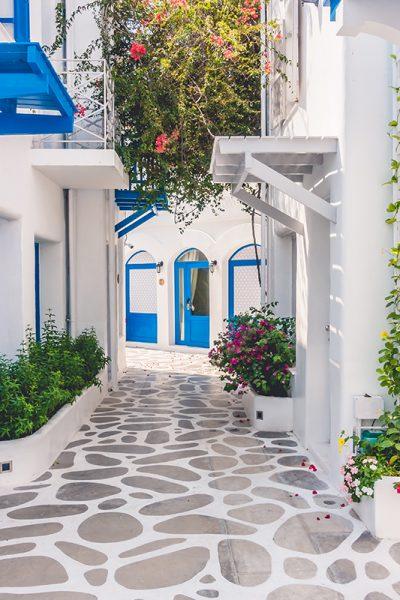stile mediterraneo