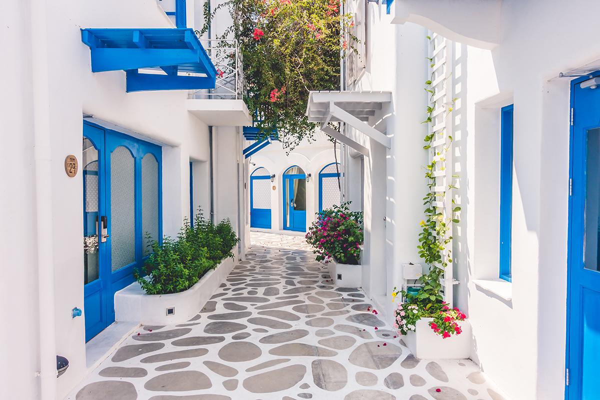 Arredamento Stile Mediterraneo : Stile mediterraneo alcune idee per arredare la tua casa informa